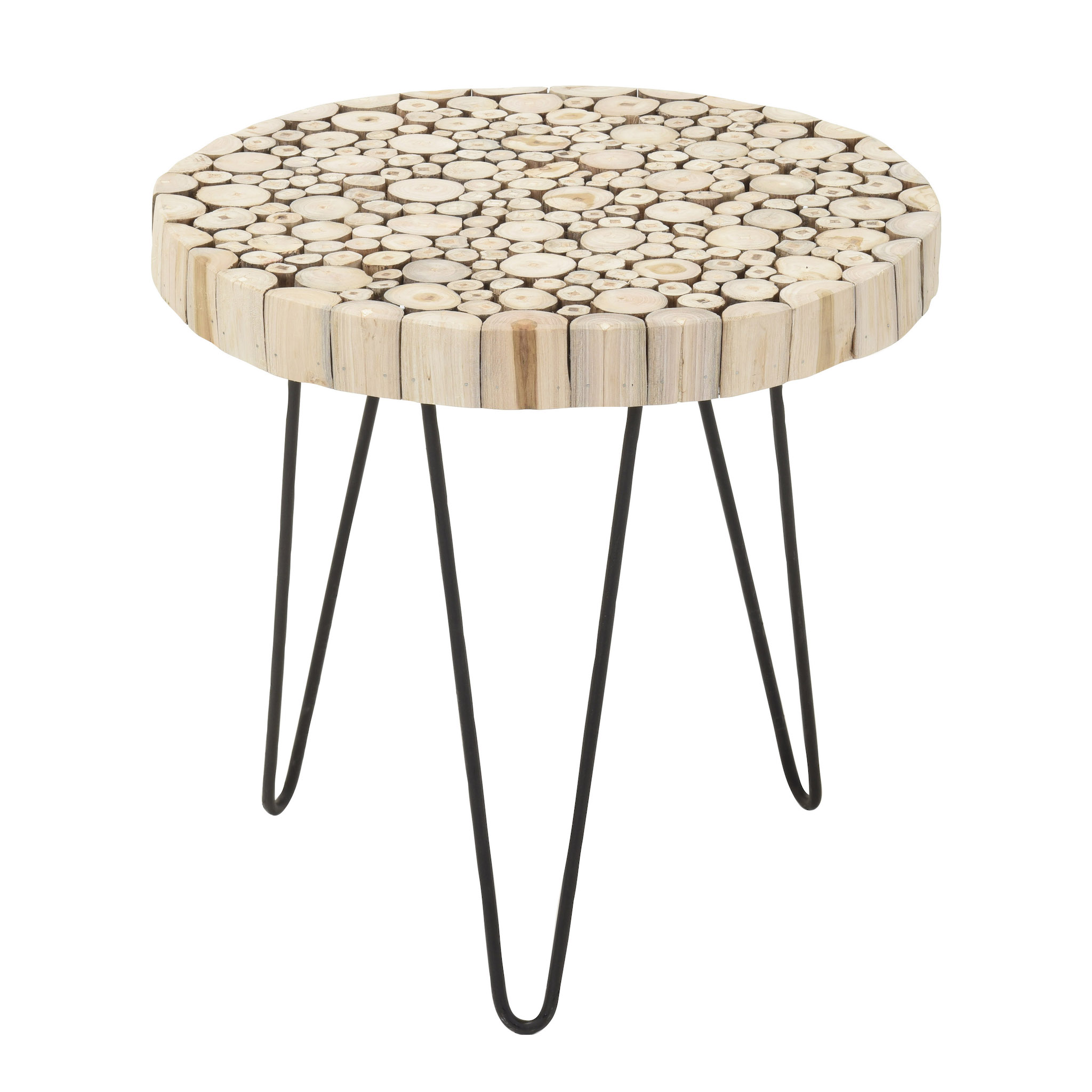 Eiffel Teak branches Table
